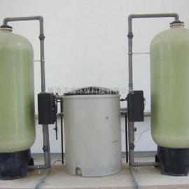 洁淼 钠离子交换器 软水器 润新 富莱克控制阀