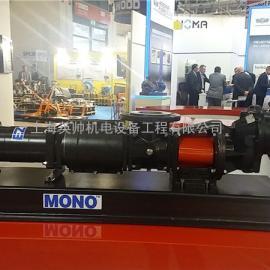 中国区总代理销售莫诺MONO原厂整泵及定子转子机械密封