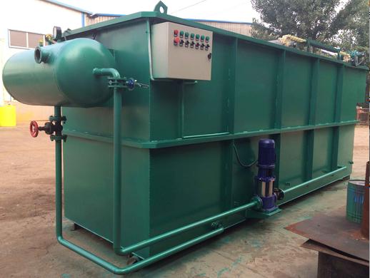 wsz-4地埋式一体化污水处理设备---建设绿色环保家园