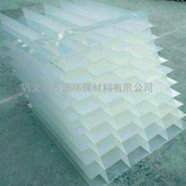 广东水处理斜板填料/广州沉淀池高效斜板填料