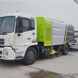 16吨东风天锦国六干扫车