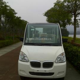 杭州11座四轮燃油观光车,景区游览车,汽油机动观光车,爬坡强
