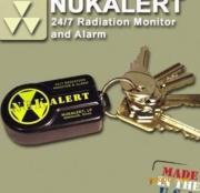 NukAlart个人辐射防护探测报警仪