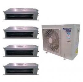 格力中央空调商用侧出风多联机GMV-80WL/B