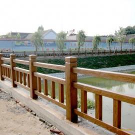 浙江仿木护栏、仿木栏杆生产厂家