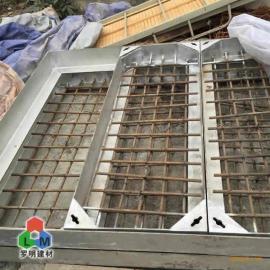 云南不锈钢井盖 昆明隐形窨井盖板定做 规格齐全价格合理厂家