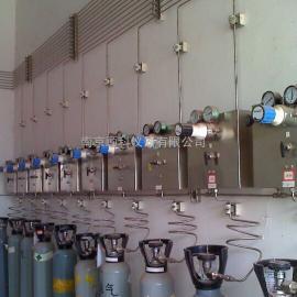 实验室高纯气体管道工程
