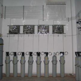 实验室钢瓶气体管道工程设计安装