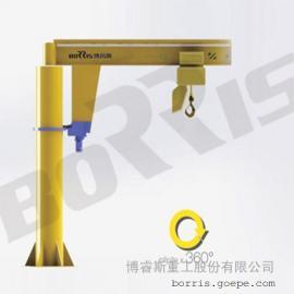 立柱式旋臂起重�C(360度)