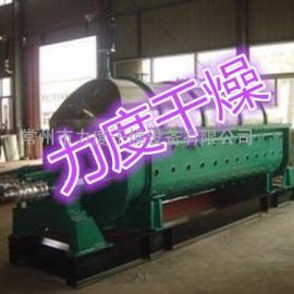 食品下角料专用浆叶干燥机,厂家供应全套高品质空心桨叶干燥设备