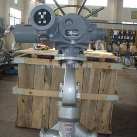 J965Y高温高压电动直流式对焊截止阀