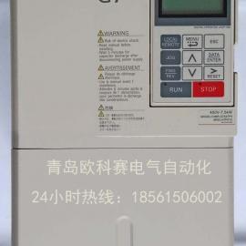 临沂安川变频器维修过压过流过载电源模块传感器故障