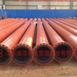 迪浩超高分子量聚乙烯钢塑复合管材