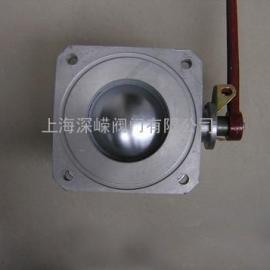 Q41F铝合金槽车球阀