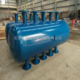 太原博谊循环冷却水分集水器;冷冻水分集水器