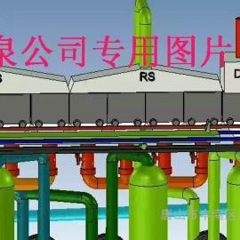 污泥固废无害化高温焚烧机|污泥处理生产线|污水处理厂污泥处理|&