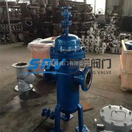 GCQ-T、GCQ-Ⅰ、GCQ-Ⅱ自洁式排汽水过滤器