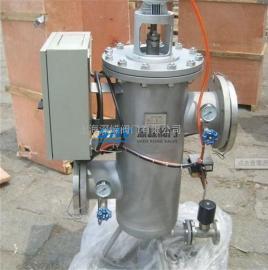GCQ-L自洁式过滤器 碳钢不锈钢GCQ-L自洁式过滤器
