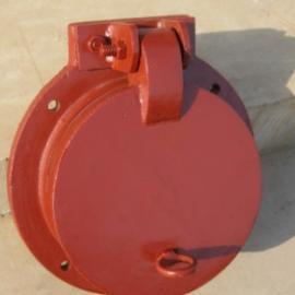 宁夏专用ZMFY-400法兰式铸铁镶铜圆闸门