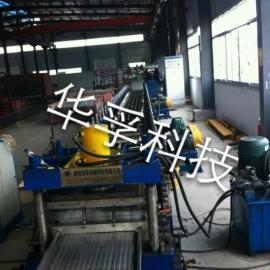 潍坊HF全自动不锈钢阳极板冷弯成型设备590阳极板成型设备
