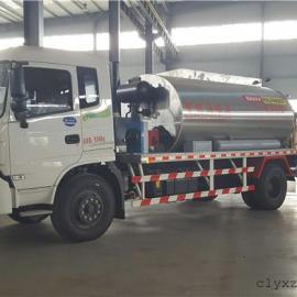 东风8吨10吨智能沥青洒布车厂家价格