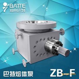 高温打包带熔体泵|巴特熔体泵供应商|热熔胶熔体泵
