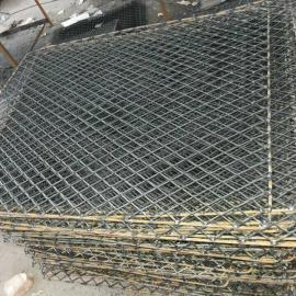 鸡西建筑工地高空作业脚手架踩踏板钢笆片环保、阻燃、防滑