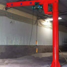 2t立柱单臂起重机BZD2悬臂吊工作半径2.5米起升高度3