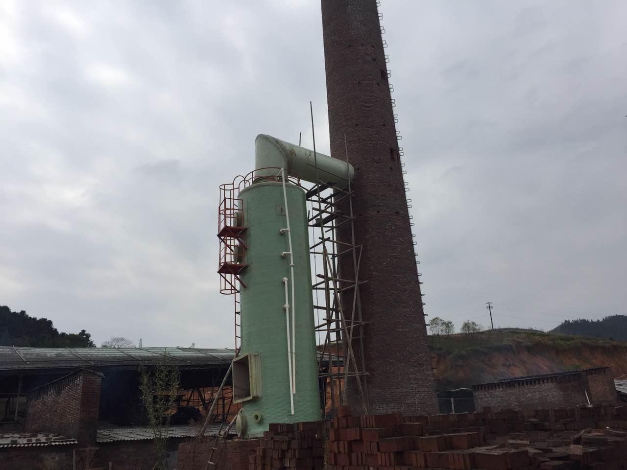 湖北锅炉脱硫设备丨湖北砖厂脱硫设备