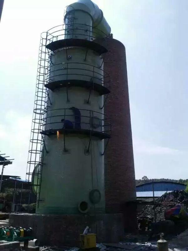 晋中锅炉脱硫设备丨晋中砖厂脱硫设备