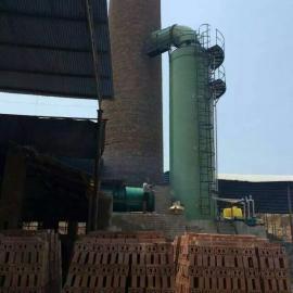 东营锅炉脱硫设备丨东营砖厂脱硫设备