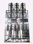 玻璃精馏实验装置实验室小试精馏仪器间歇玻璃精馏仪器河南郑州