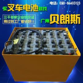 丰田叉车蓄电池