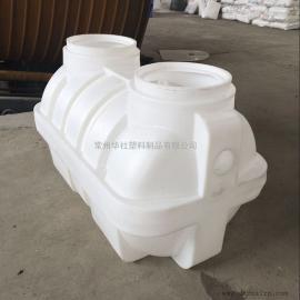 厂家直销1吨一体化化粪池三格化粪池农村改造化粪池