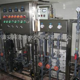 单晶硅、微电子产品生产用高纯水设备