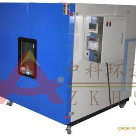 卧式换气老化试验箱/大型台式高温老化试验箱