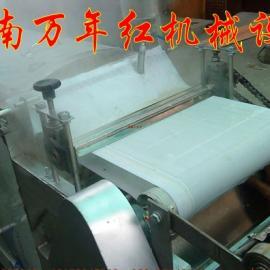 圆形凉皮机工作原理,洗面筋机种类,面皮机,凉皮机使用效果