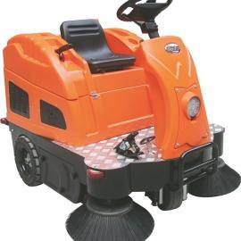 厂区道路用扫地车|驾驶式电瓶扫地车0S-V2