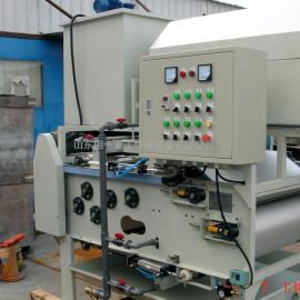 转筒式污泥压滤机