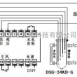 UDZ-141K-G多功能锅炉水位报警器