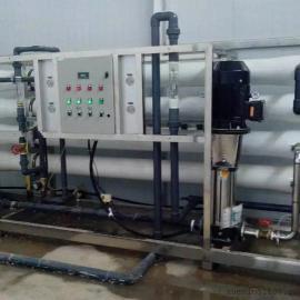 水厂、水站设备 5吨双级反渗透设备 河南桶装纯净水设备