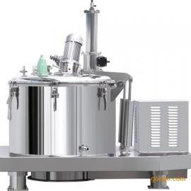 自动卸料离心机PLGZ1000 平板拉袋下部卸料离心机