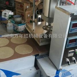 营口圆形烤鸭饼机价格,营口全自动烤鸭饼机器,营口春卷皮机械 &