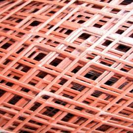 钢板网 喷塑钢板网 1.8米高钢板护栏网定做周期