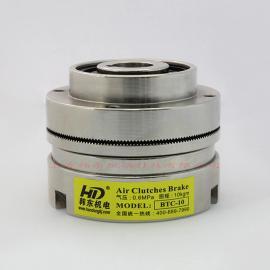 上海地区小型气动齿式离合器BTC―20