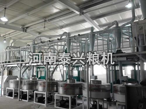 小型面粉机械-面粉机械设备-面粉加工机械