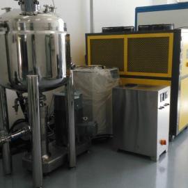无尘高速湿法粉碎机,连续式施法粉碎机
