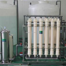 超滤膜中试试验设备,小型超滤膜过滤分离装置