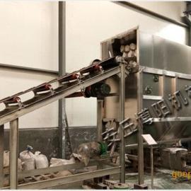 CDG50活性炭自动破袋机,厂家销售