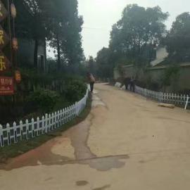 团风但店镇PVC农村庭院花池花坛围栏,团风道路绿化护栏